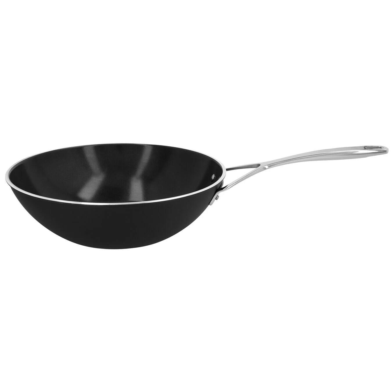 DEMEYERE 'alu pro 5 ceraforce' keramische antikleef wok 30cm  PROMO 99,00 -20%