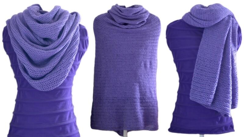 The Tube Thing crochet pattern video & PDF - Woolpedia®