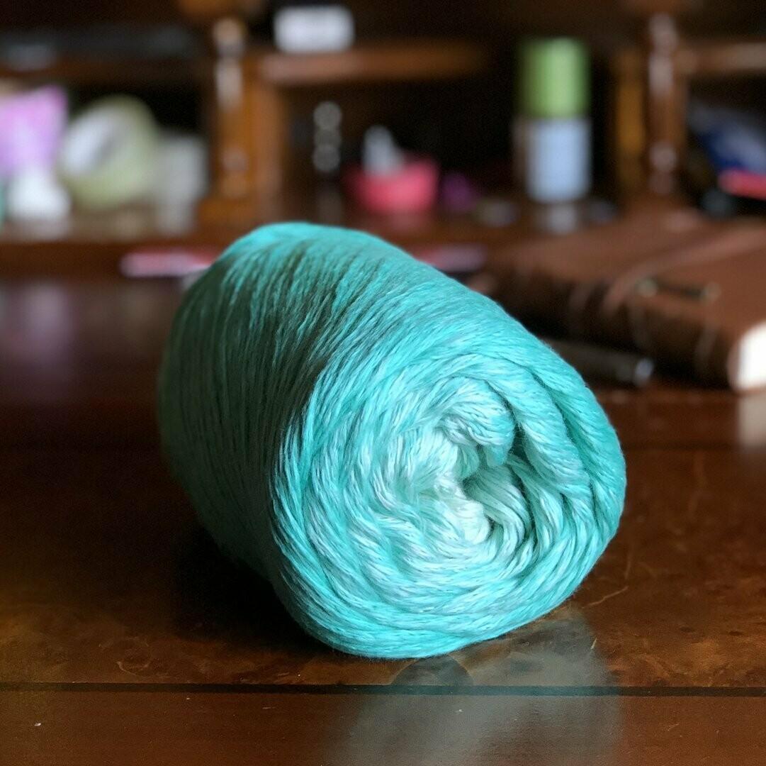 Woolpedia® FLUFF cotton gradient yarn 100g