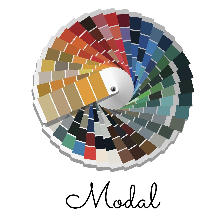 Woolpedia® Colors custom gradient yarncake (modal)