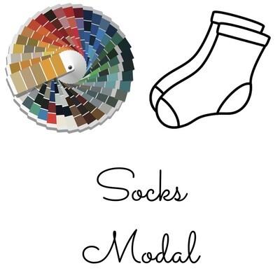 Woolpedia® Socks Custom - modal gradient sock yarn
