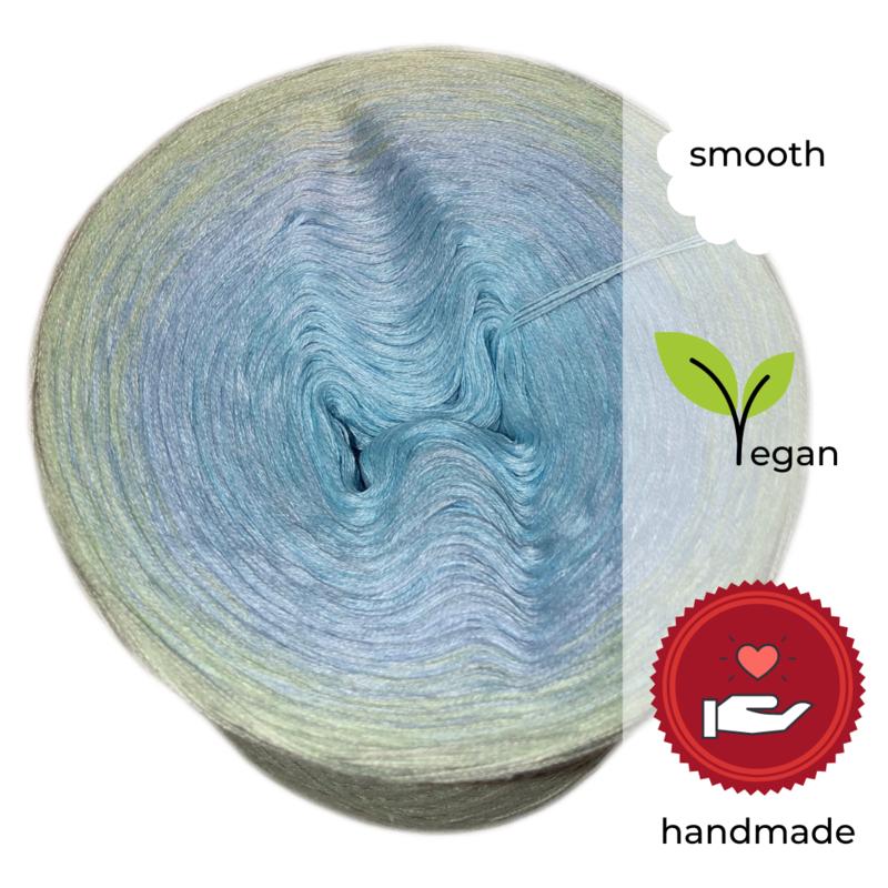 Woolpedia® Colors Fresh VII yarncake (cotton-mix)