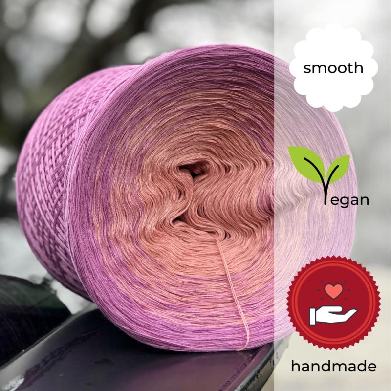 Woolpedia® Colors Fiona III gradient yarncake (cotton-mix)