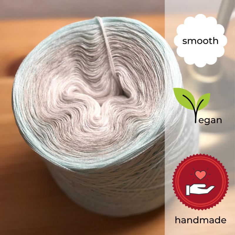 Woolpedia® Colors Feenstaub IV gradient yarncake (cotton-mix)