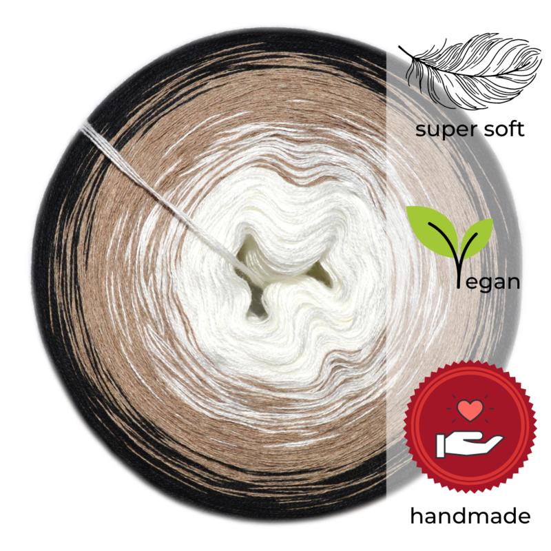 Woolpedia® Colors Hannover IV gradient yarncake (modal)