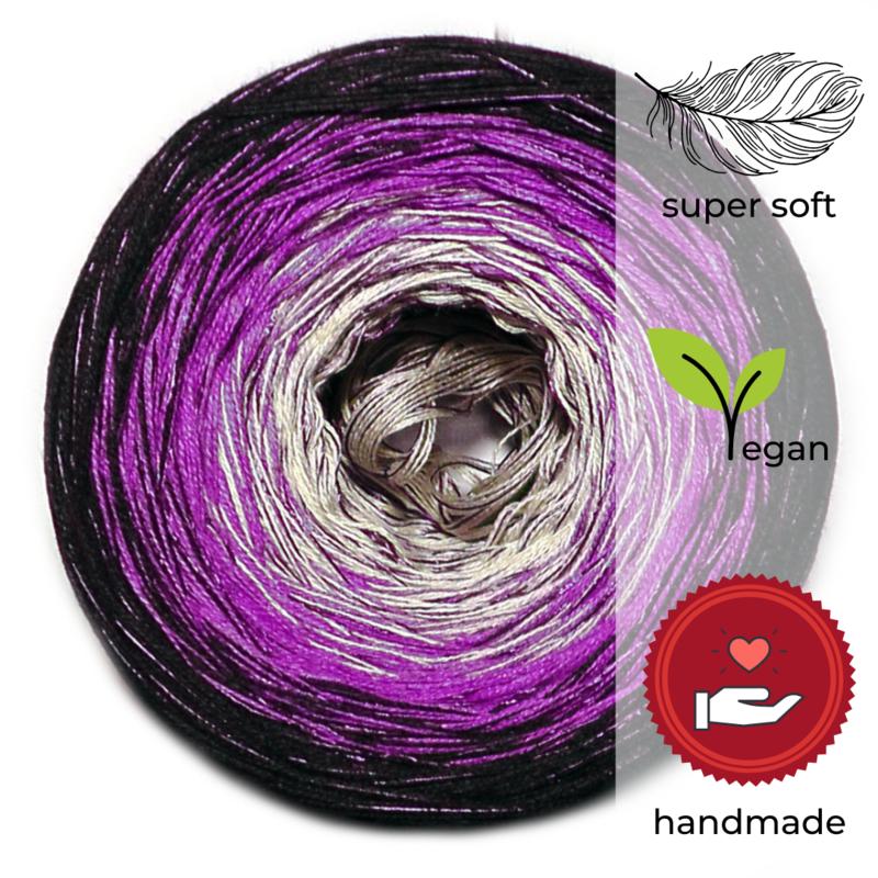 Woolpedia® Colors Galaxy II gradient yarncake (cotton-mix)