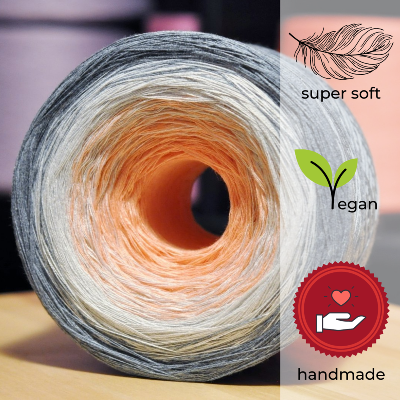 Woolpedia® Colors Lavrio VI gradient yarncake (modal)