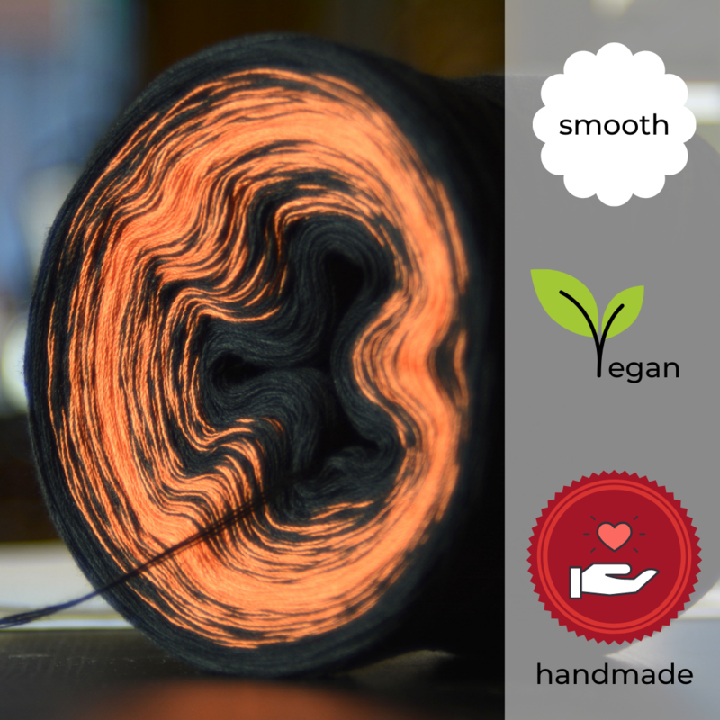 Woolpedia® Colors Halloween III gradient yarncake (cotton-mix)