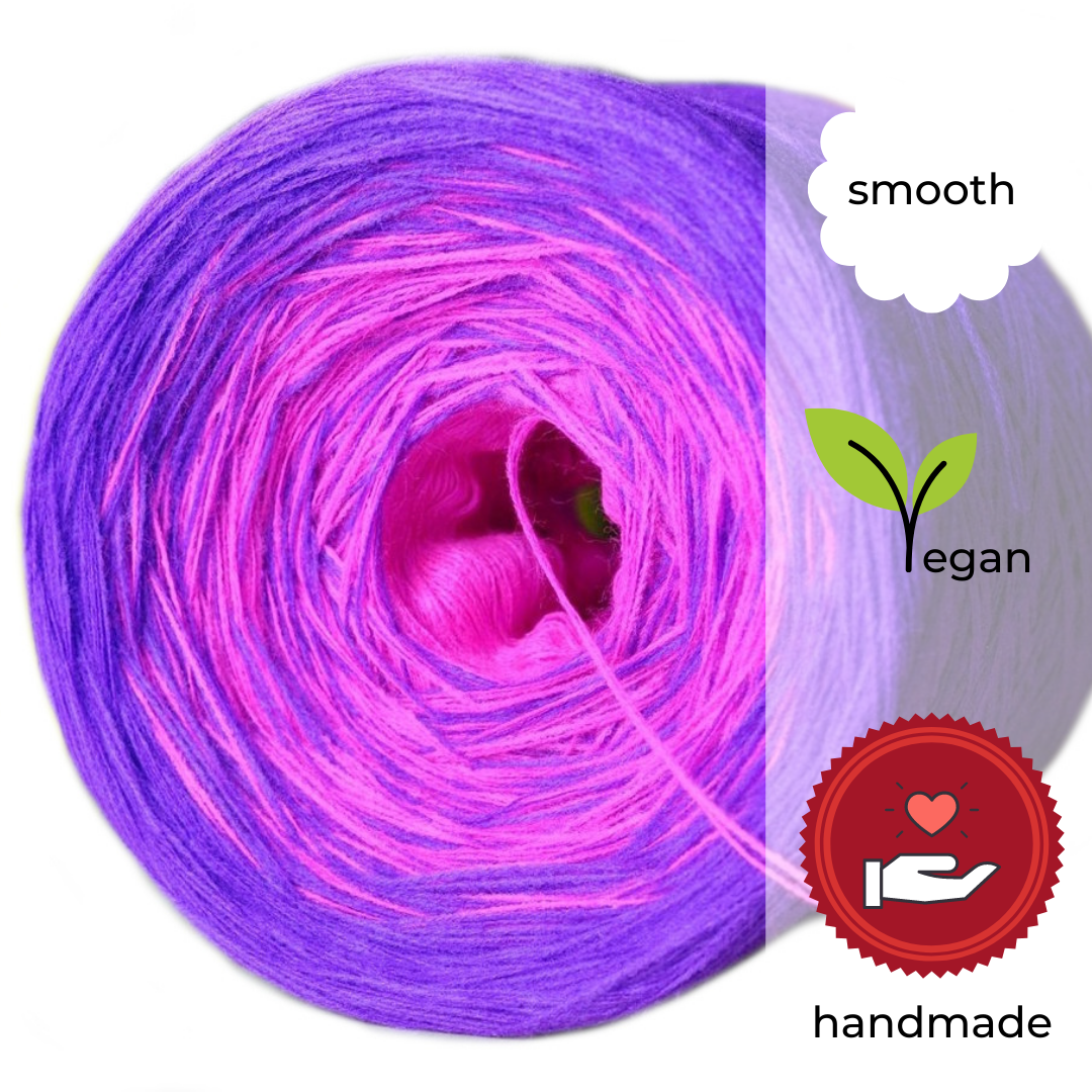 Woolpedia® Colors YES gradient yarncake (cotton-mix)