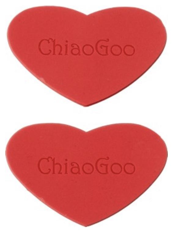 ChiaoGoo 2x heart gripper