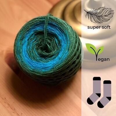 Woolpedia® Socks Wassermann - modal gradient sock yarn