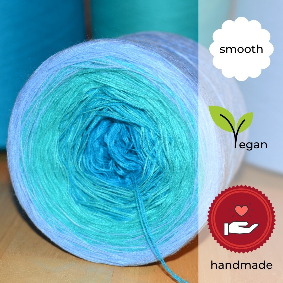 Woolpedia® Colors Water yarncake (cotton-mix)