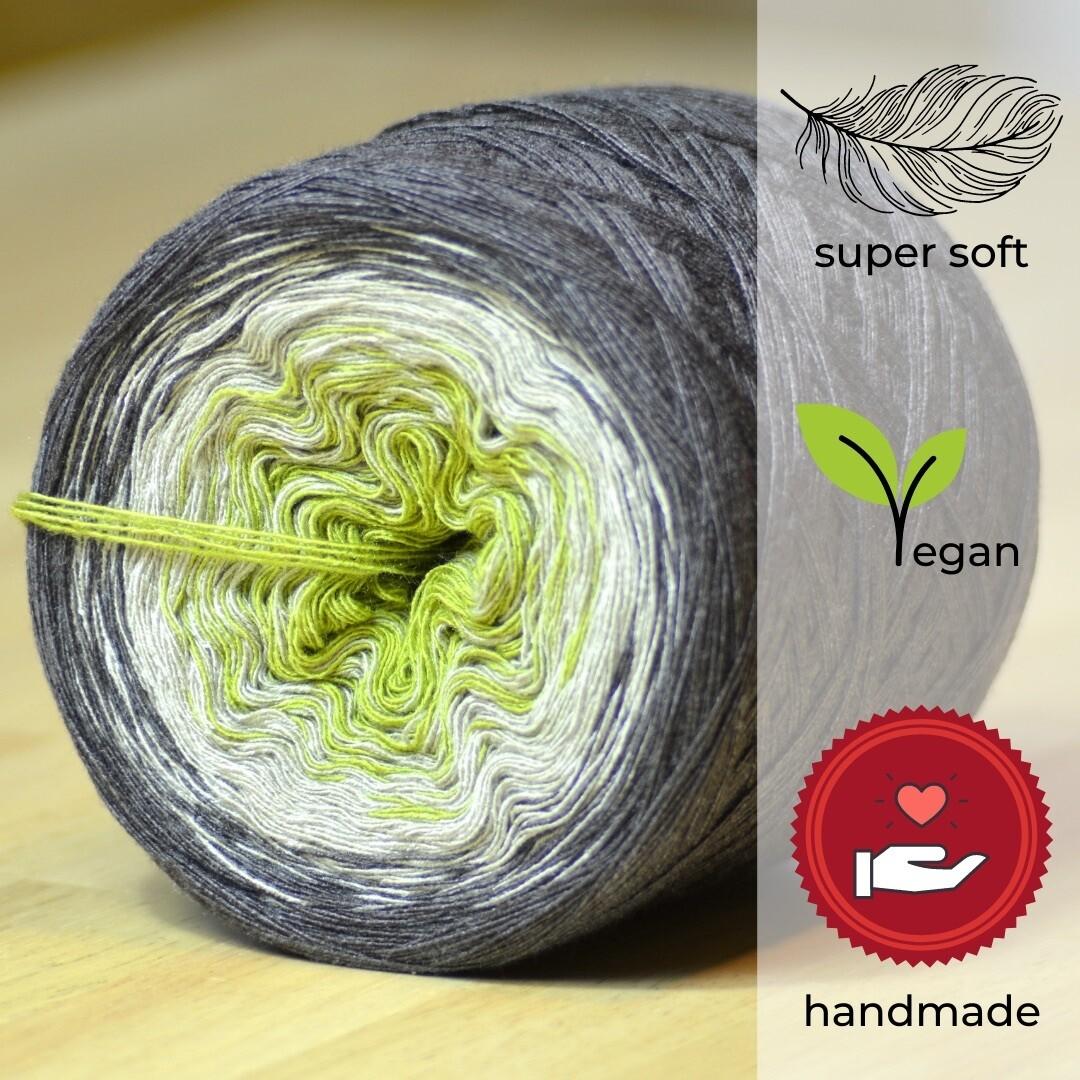 Woolpedia® Colors Neuanfang gradient yarncake (modal)