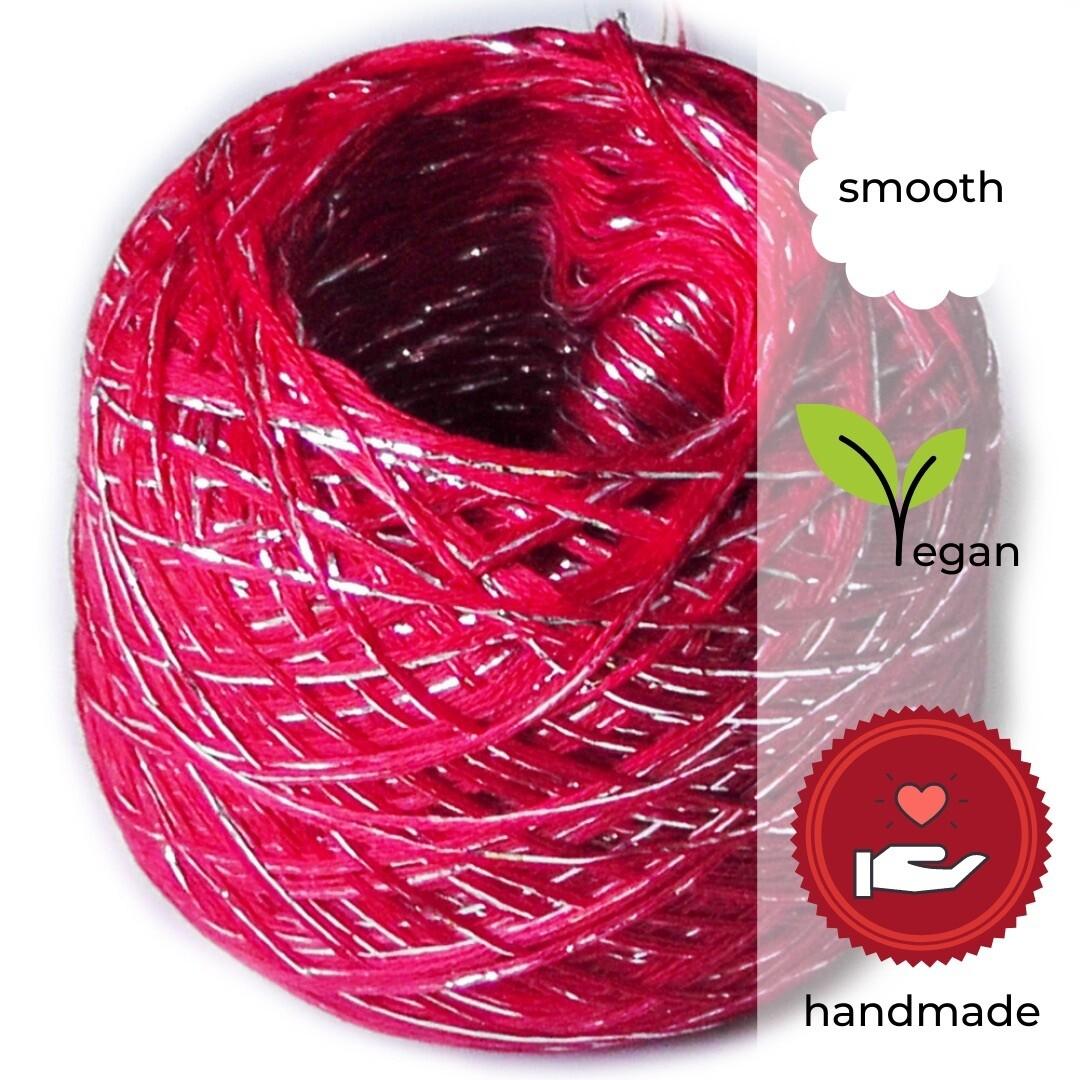 Woolpedia® Colors Christmas glitter yarncake (cotton-mix)