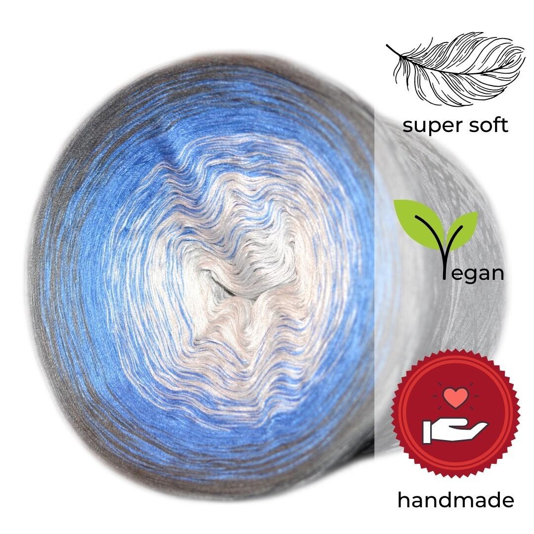 Woolpedia® Colors Leonardo Farbverlaufsgarn (Modal)