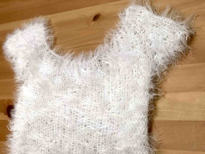 Raglan elements - knitting pattern Woolpedia®