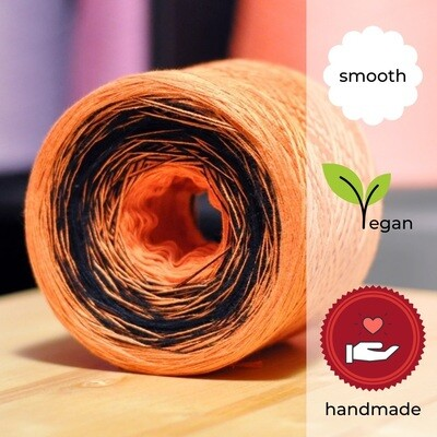 Woolpedia® Colors Tiger gradient yarncake (cotton-mix)