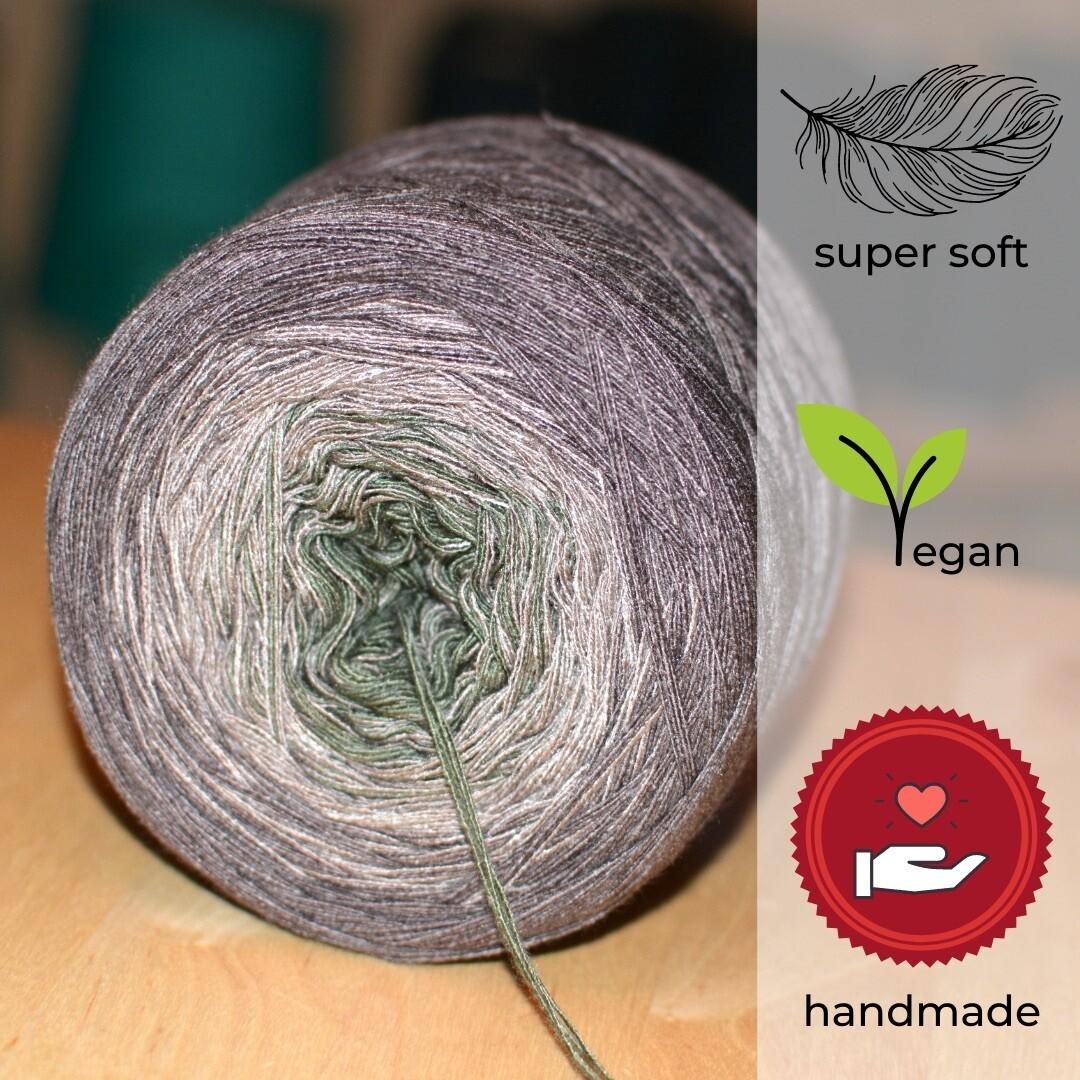 Woolpedia® Colors Thymian Farbverlaufsgarn (Modal)