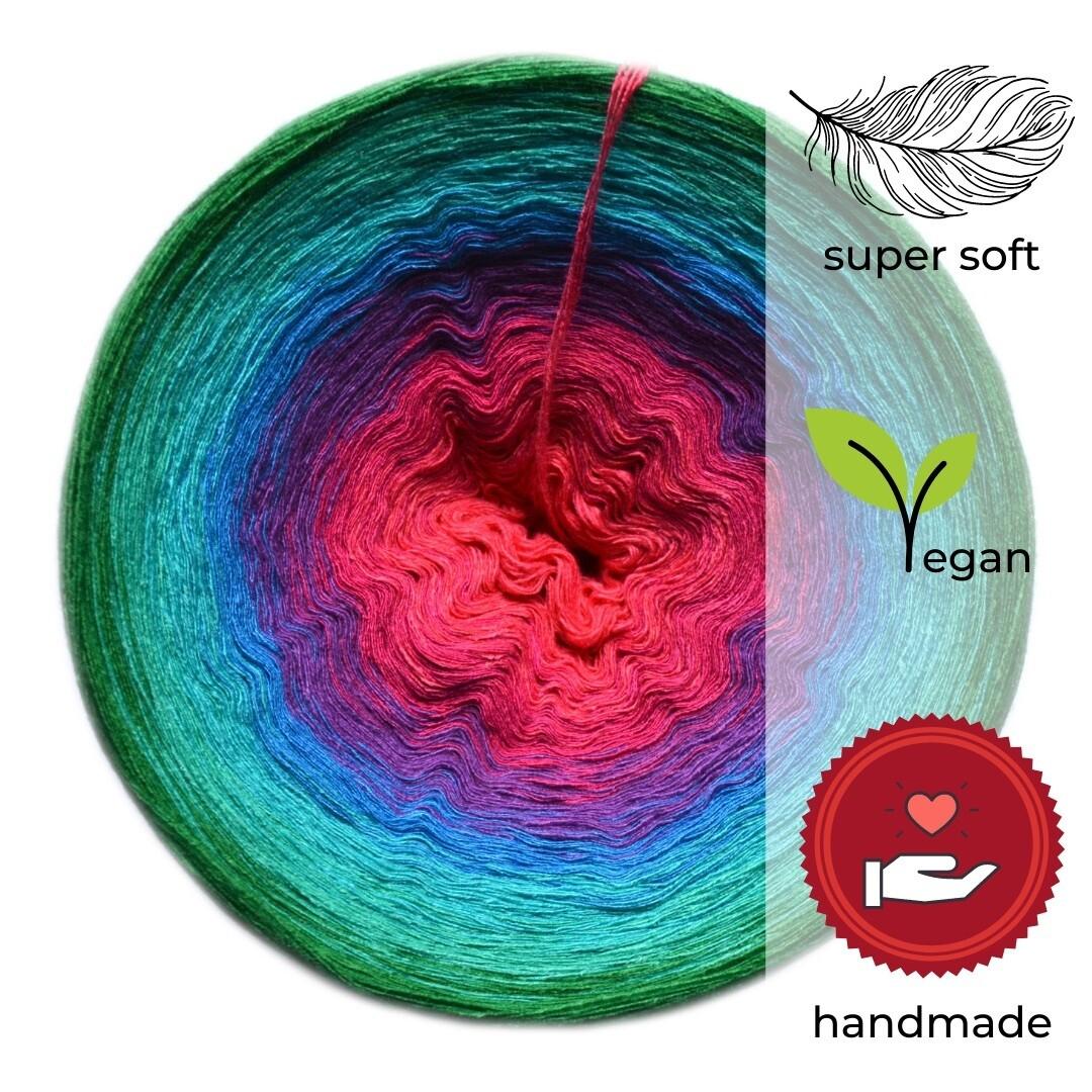 Woolpedia® Colors Sensation gradient yarncake (modal)