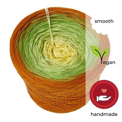 Woolpedia® Colors Summer Breeze gradient yarncake (cotton-mix)