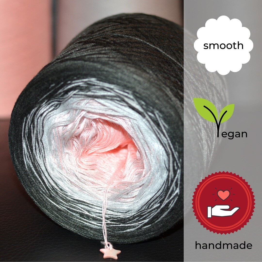 Woolpedia® Colors Graves Point gradient yarncake (cotton-mix)