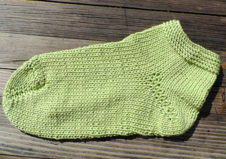 Sock with add-on heel - knitting pattern - Woolpedia®