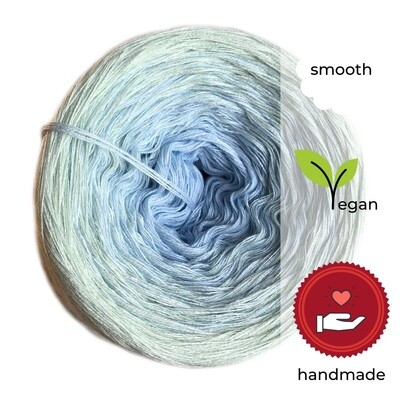 Woolpedia® Colors Aquarius gradient yarncake (cotton-mix)