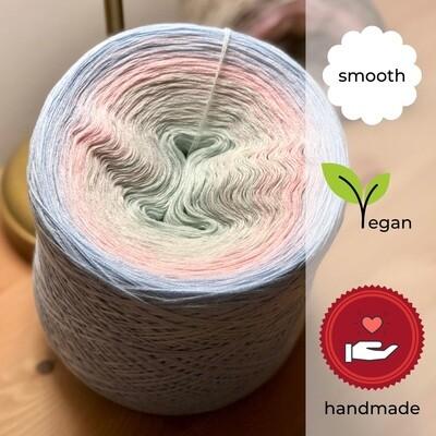 Woolpedia® Colors Fairytale gradient yarncake (cotton-mix)