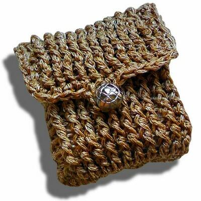 Sonja's purse crochet pattern