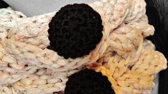 Button crochet pattern PDF - Woolpedia®
