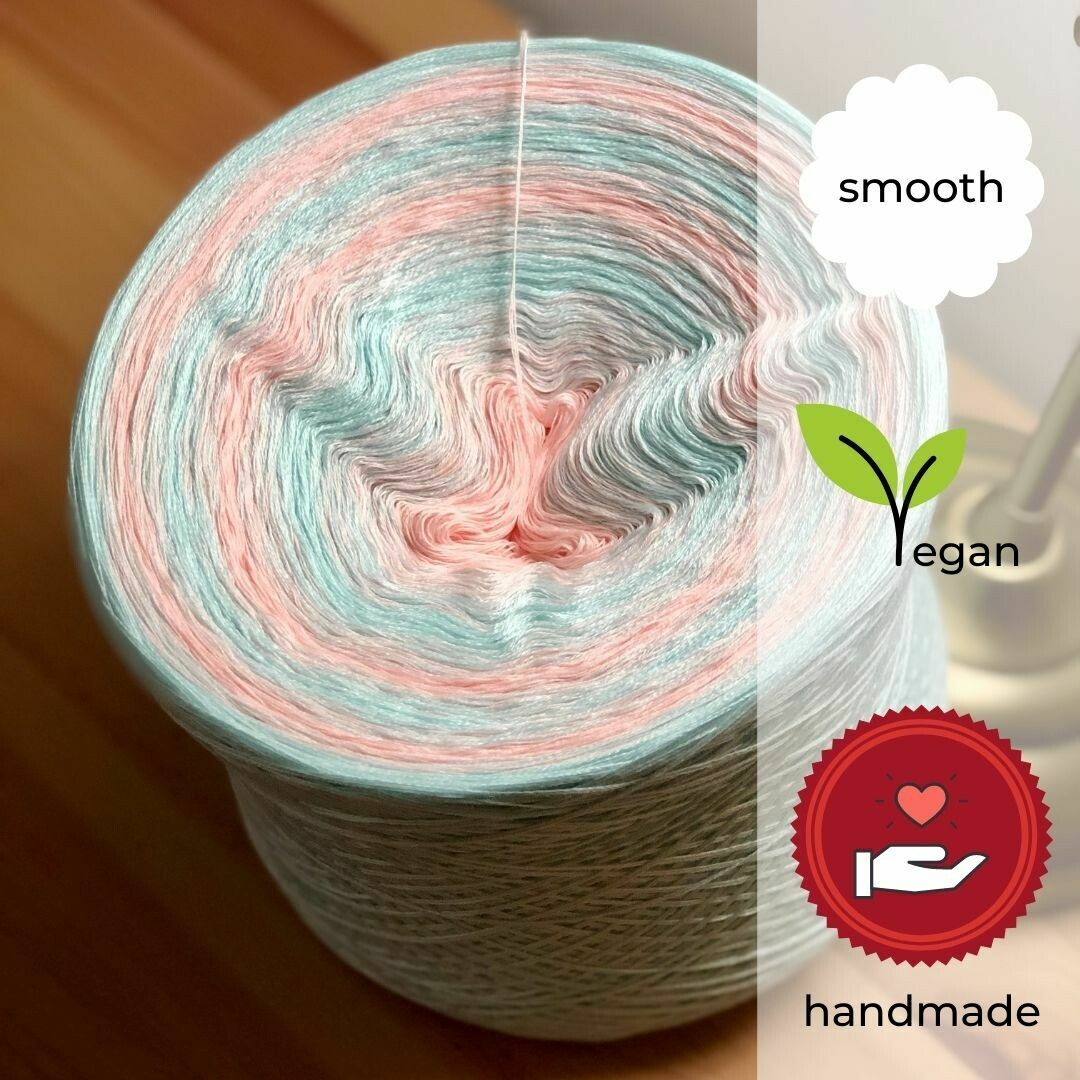 Woolpedia® Colors Saree gradient yarncake (cotton-mix)