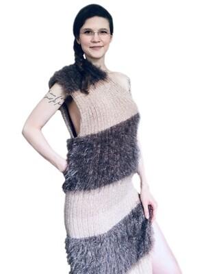 Dress Milano knitting pattern video & PDF - Woolpedia®