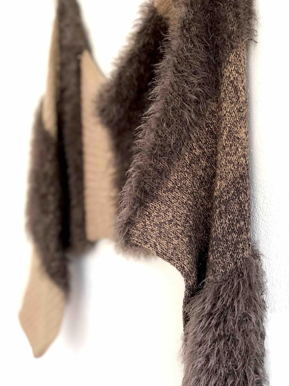 Shawl Milano knitting pattern video & PDF - Woolpedia®