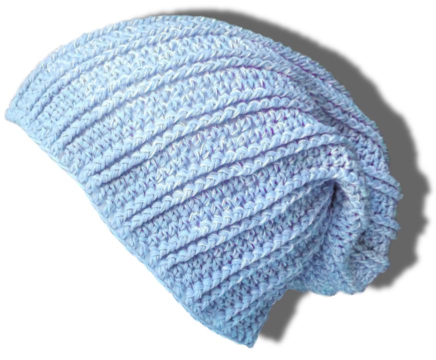 Zugspitze beanie crochet pattern video & PDF - Woolpedia®