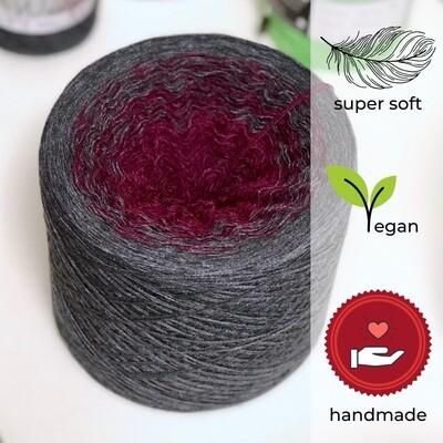 Woolpedia® Colors Wellenlänge gradient yarncake (modal)