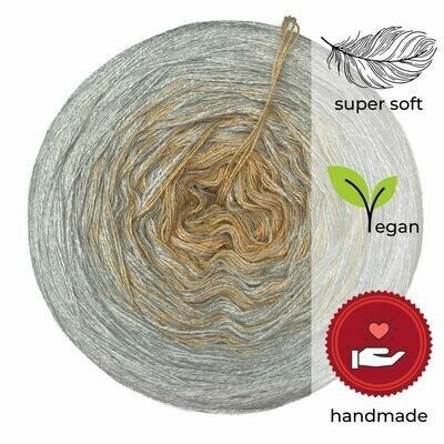 Woolpedia® Colors Harmony gradient yarncake (modal)