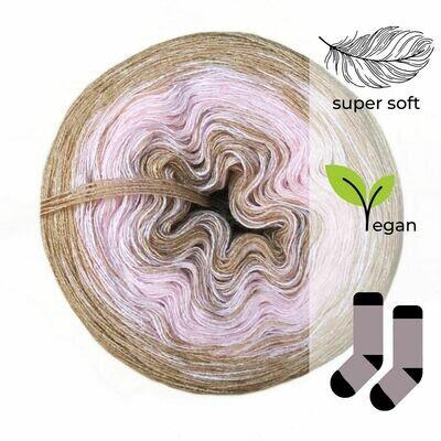 Woolpedia® Socks Sandwich Eis - modal gradient sock yarn