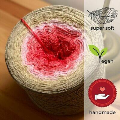 Woolpedia® Colors Strawberry Cake gradient yarncake (modal)