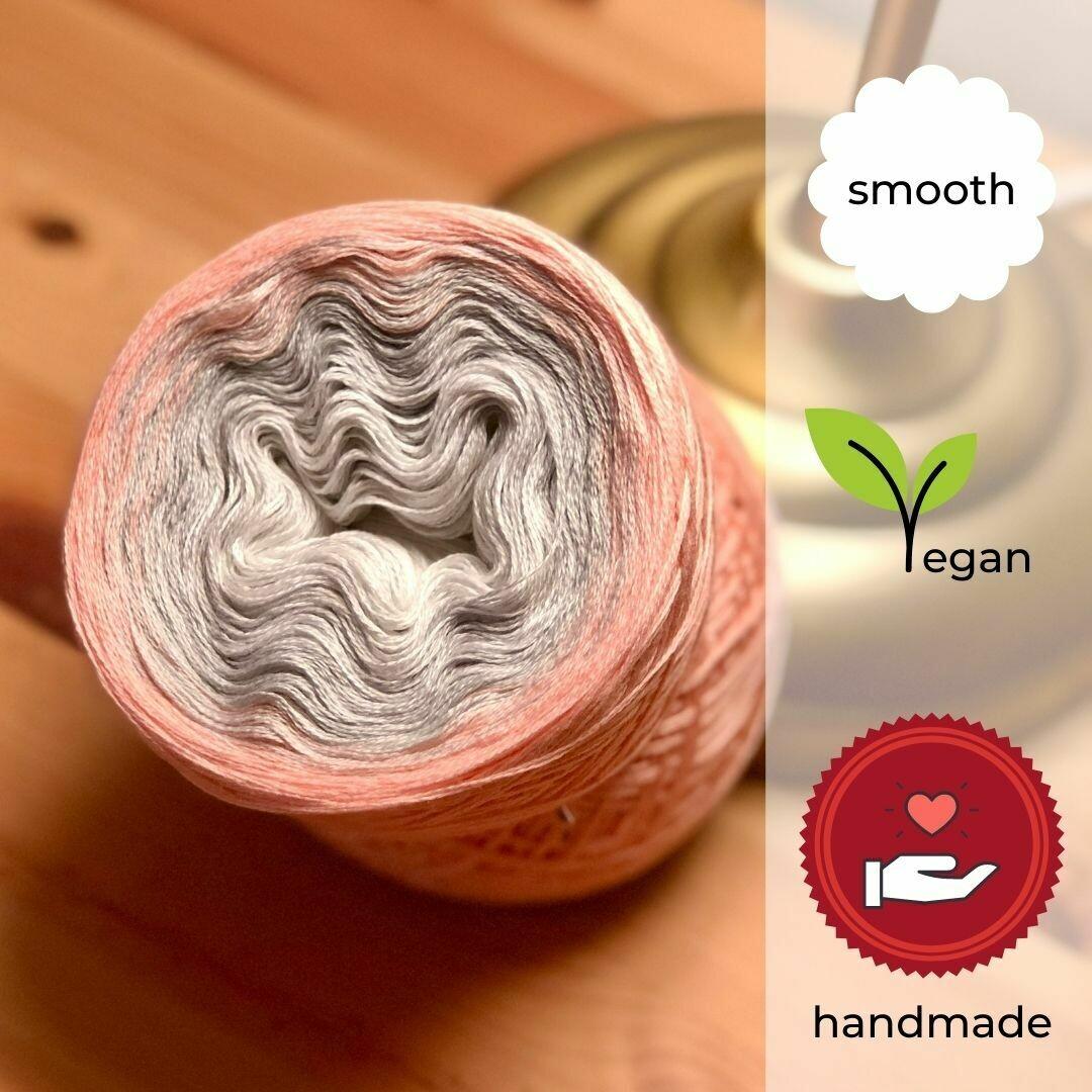 Woolpedia® Colors Angel gradient yarncake (cotton-mix)