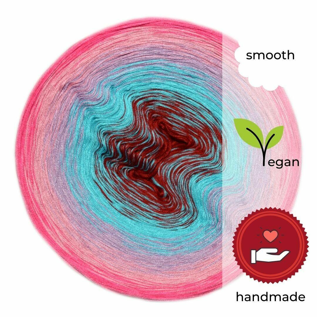 Woolpedia® Colors Unicorn gradient yarncake (cotton-mix)