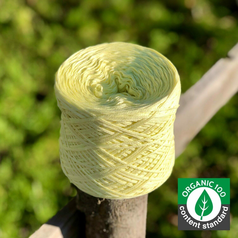 Woolpedia® Lines - organic ribbon yarn