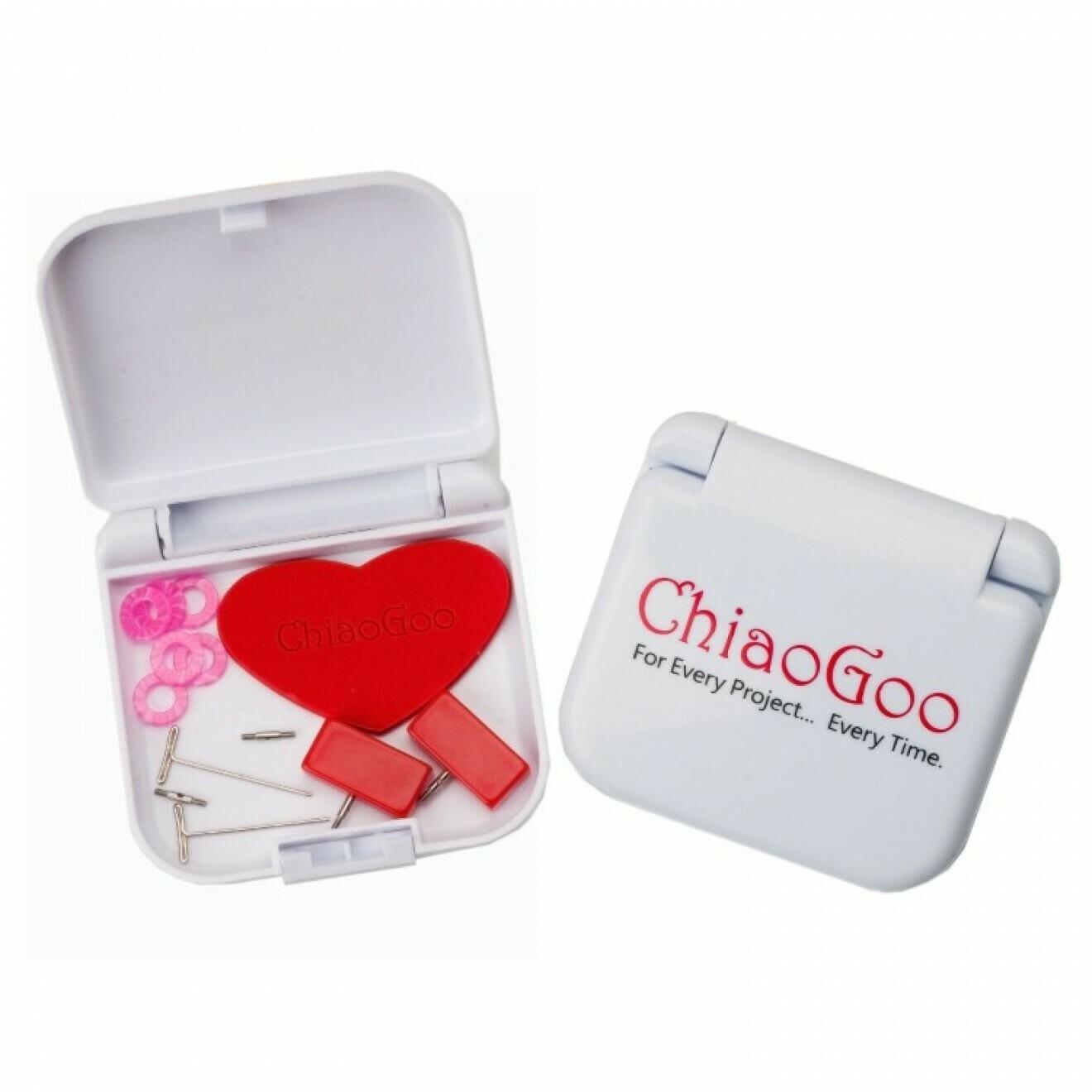 ChiaoGoo mini accessory / tools set / kit
