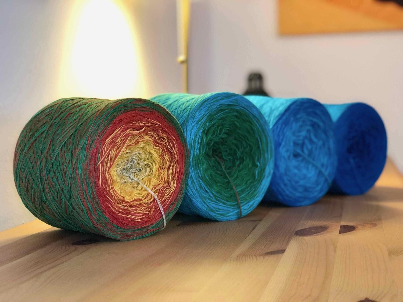 Woolpedia® Colors Panorama -  Snuggle Up CAL yarn series - 6000m (modal)