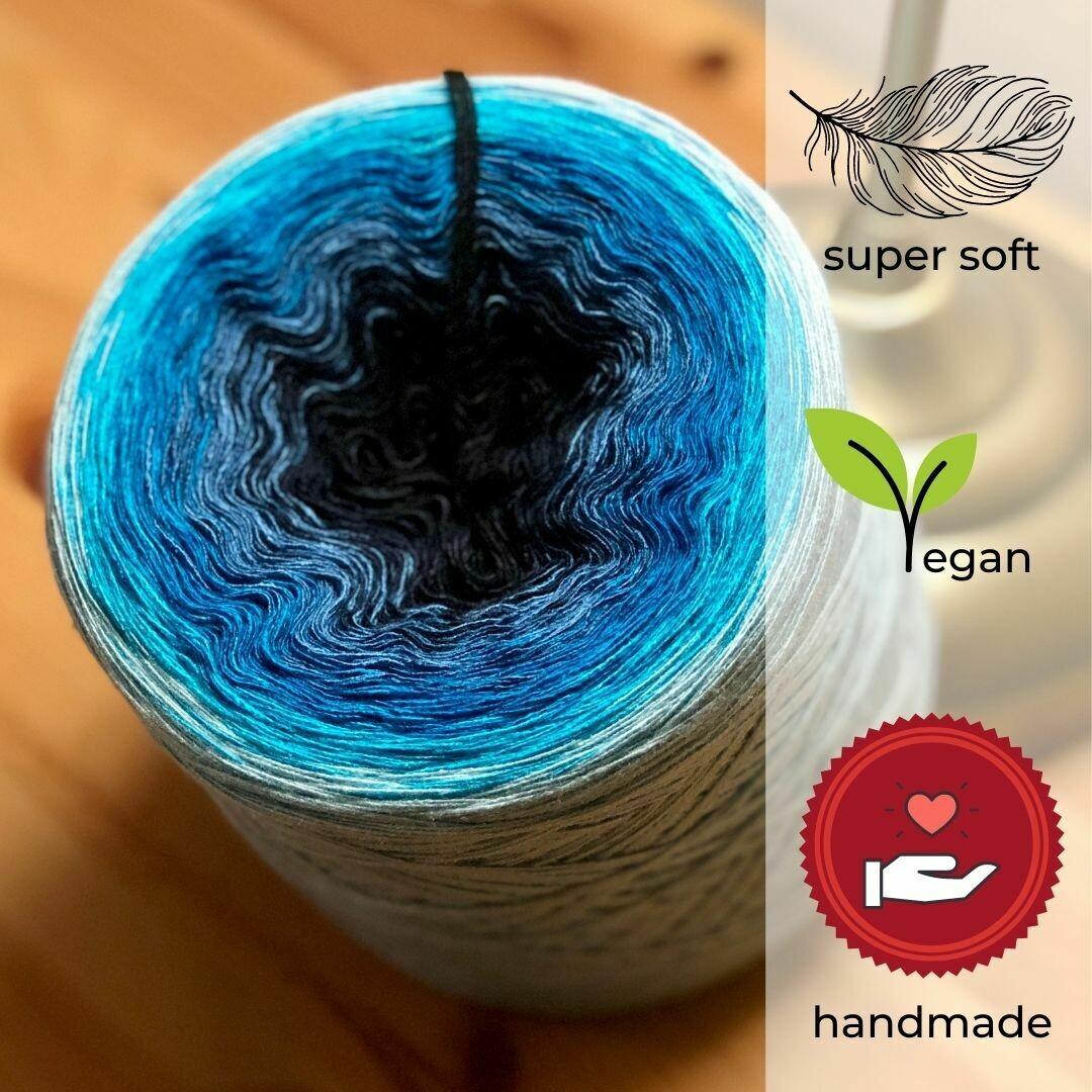 Woolpedia® Colors Alessia gradient yarncake (modal)