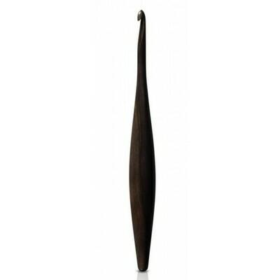 Furls crochet hook ebony Streamline Ergonomic 3.75mm