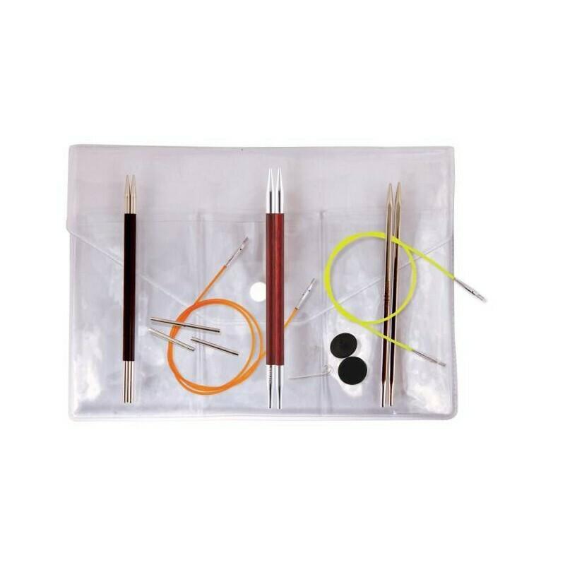 KnitPro Comby kit II - interchangeable circulars