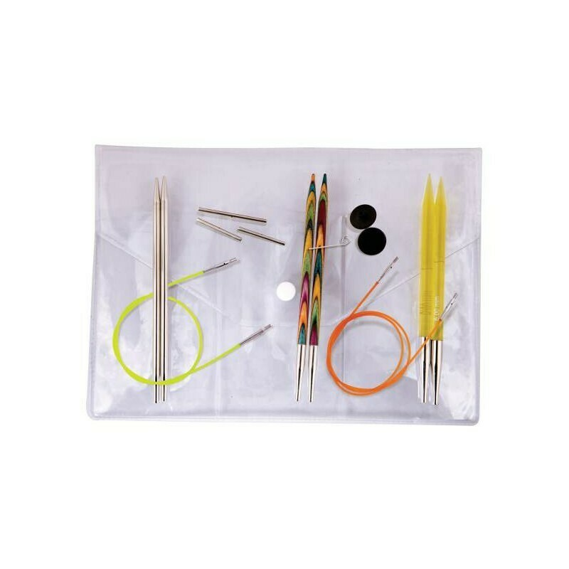 KnitPro Comby I kit - interchangeable circulars