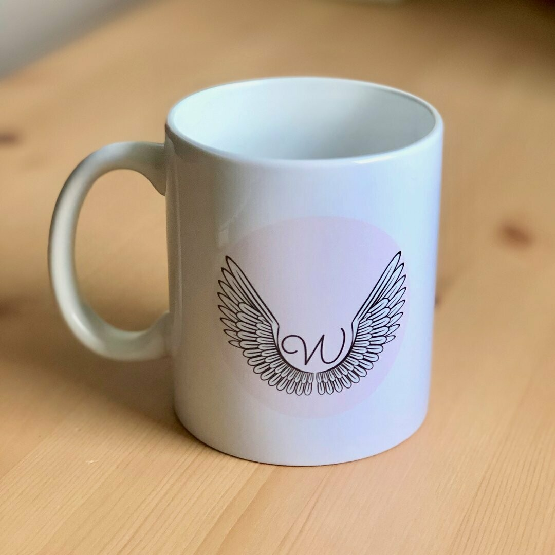 Angel Babies mug