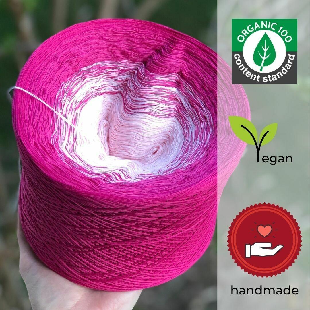 Woolpedia® Colors YES Bio Farbverlaufsgarn (Baumwolle)