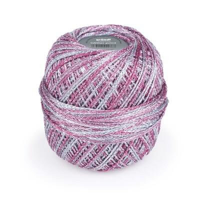 Gründl Glitter print 25g - glitter yarn